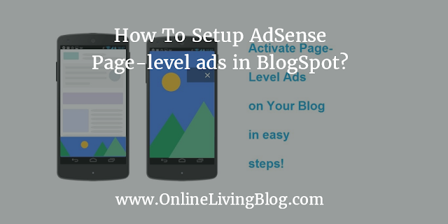 How To Setup AdSense Page-level ads