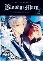 Actu Manga, Bloody Mary, Critique Manga, Manga, Seinen, Soleil Manga,