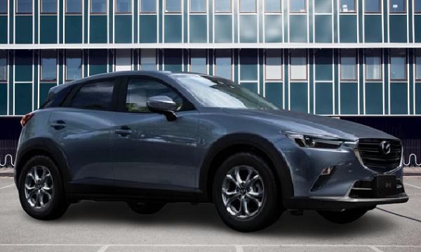 Spesifikasi dan Harga Mazda CX-3 1.5 L