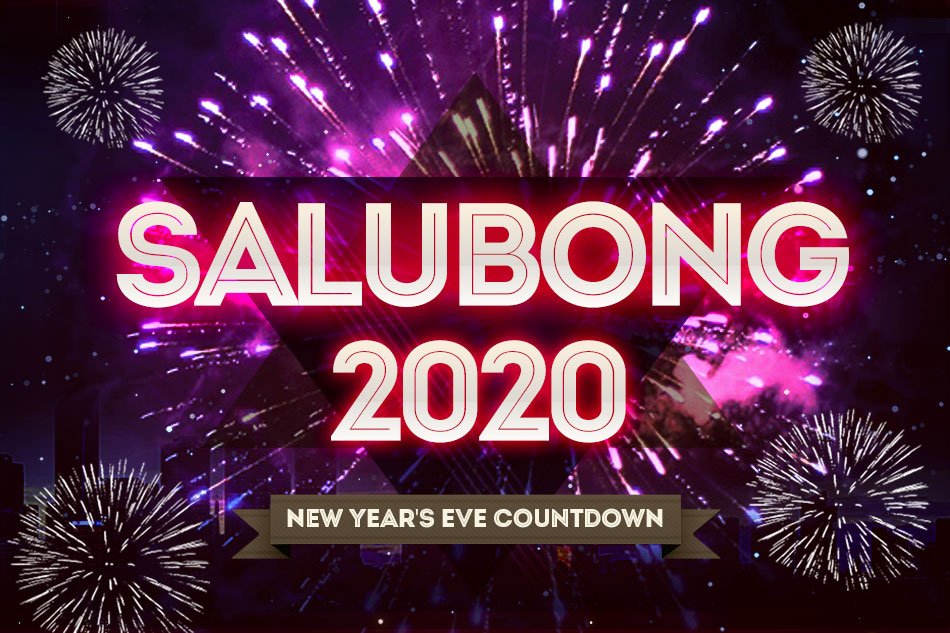 Salubong 2020: New Year's Eve Countdown at Midas Hotel