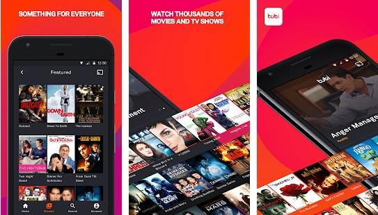 افضل 3 تطبيقات لمشاهدة الافلام والمسلسلات العالمية بدون مقابل