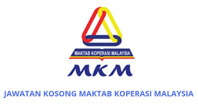 Jawatan Kosong Maktab Koperasi Malaysia 2019 (MKM)