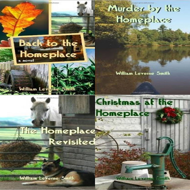 The Homeplace Saga Books Reviewed