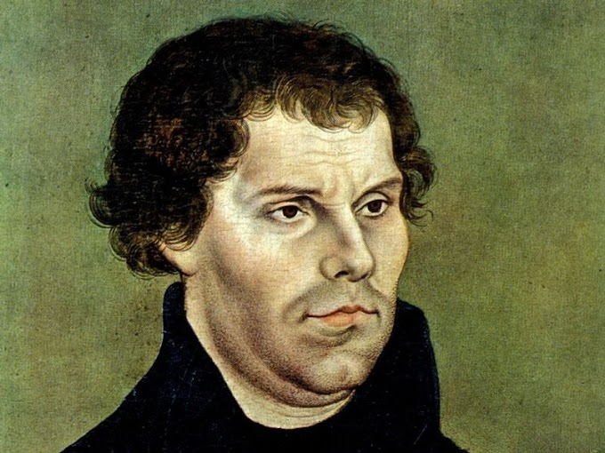 Martin Luther, The Father of Protestantism