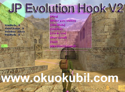 Counter Strike 1.6 Evolution JP Hook v2 Hilesi Mart 2020