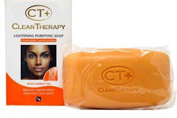 Clear Therapy Soap Review