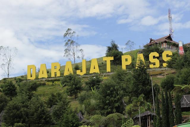 Wisata Darajat Pass Garut