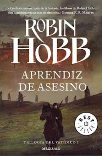 Reseña de El aprendiz de asesino de Robin Hobb