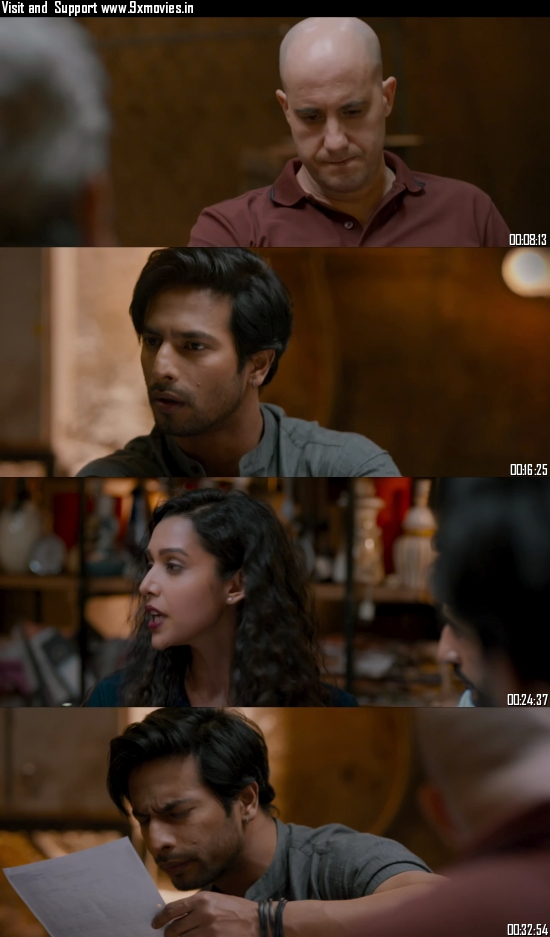 Unkahee 2020 Hindi 720p WEB-DL 350mb