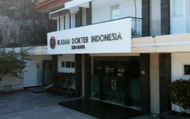IDI Pastikan Video Dokter Viral di Surabaya Tidak Terkait Covid-19