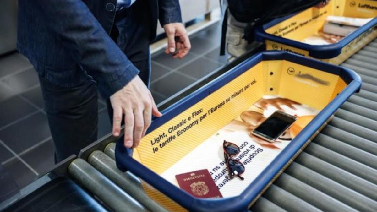 Furto Apple Watch smartwatch Aeroporto Catania Polizia Frontiera