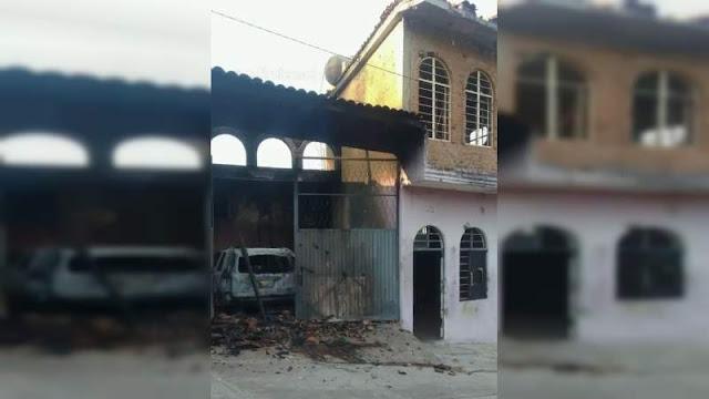 Video: Por poco y El Mencho mata a Chirrios de Cárteles Unidos así fue como Sicarios quemaron una de sus casas