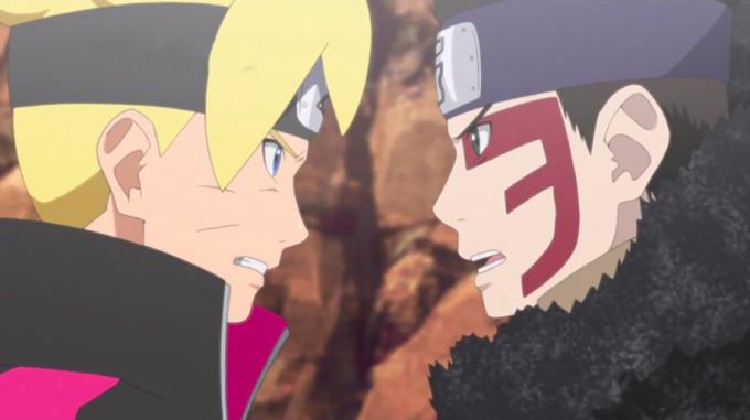 Ode 117 Boruto Naruto Next - Artstage