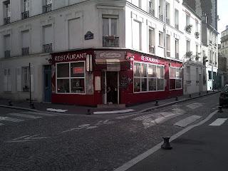 restaurant chic stylé  Buttes-aux-Cailles