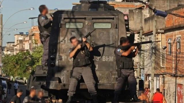 Número de mortos no massacre do Jacarezinho sobe para 28