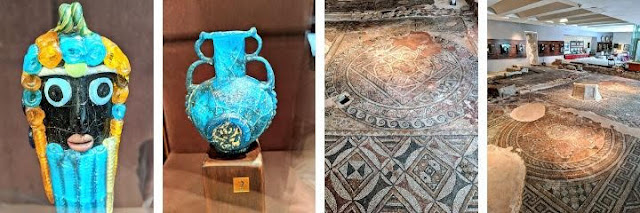 Things to do in Plovdiv Bulgaria: Trakart Archaeological Museum