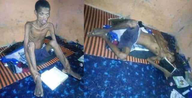 #Breaking; Ebonyi State University Student Hospitalized  After Fasting For 41 Days