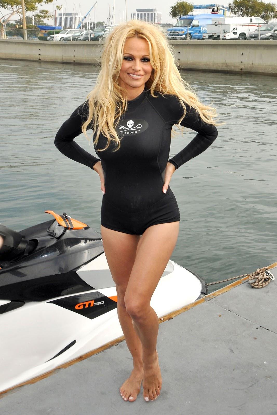 Pamela Andersons Nude Videos