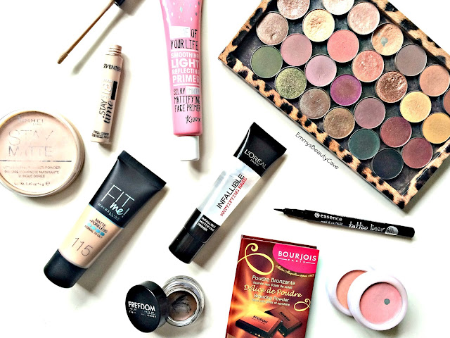 Top Ten Drugstore Beauty Products