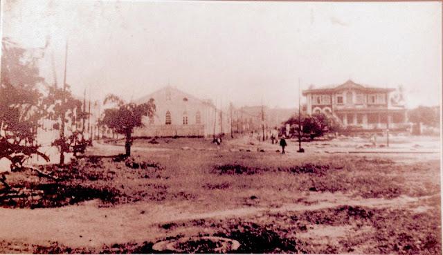 Largo da Mariquita no Rio Vermelho em 1930
