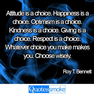 Roy T. Bennett positive quote