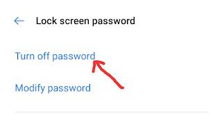 Phone Se Password Kaise Hataye