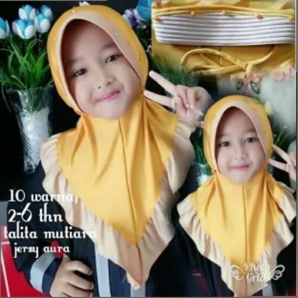 Jilbab Anak Talita FA-022 [PROMO]