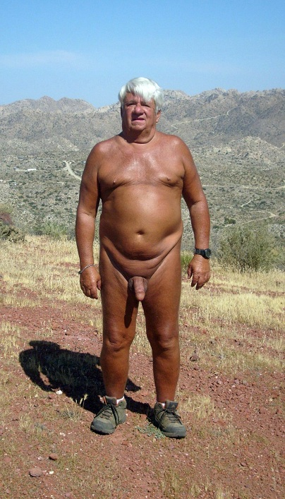 Senior Gay Man 77