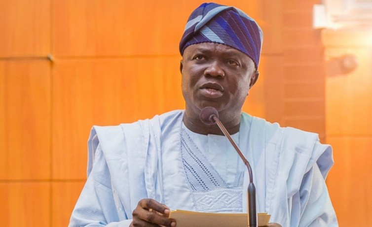 Ambode-754x461 Crude Oil production set to begin in Lagos state