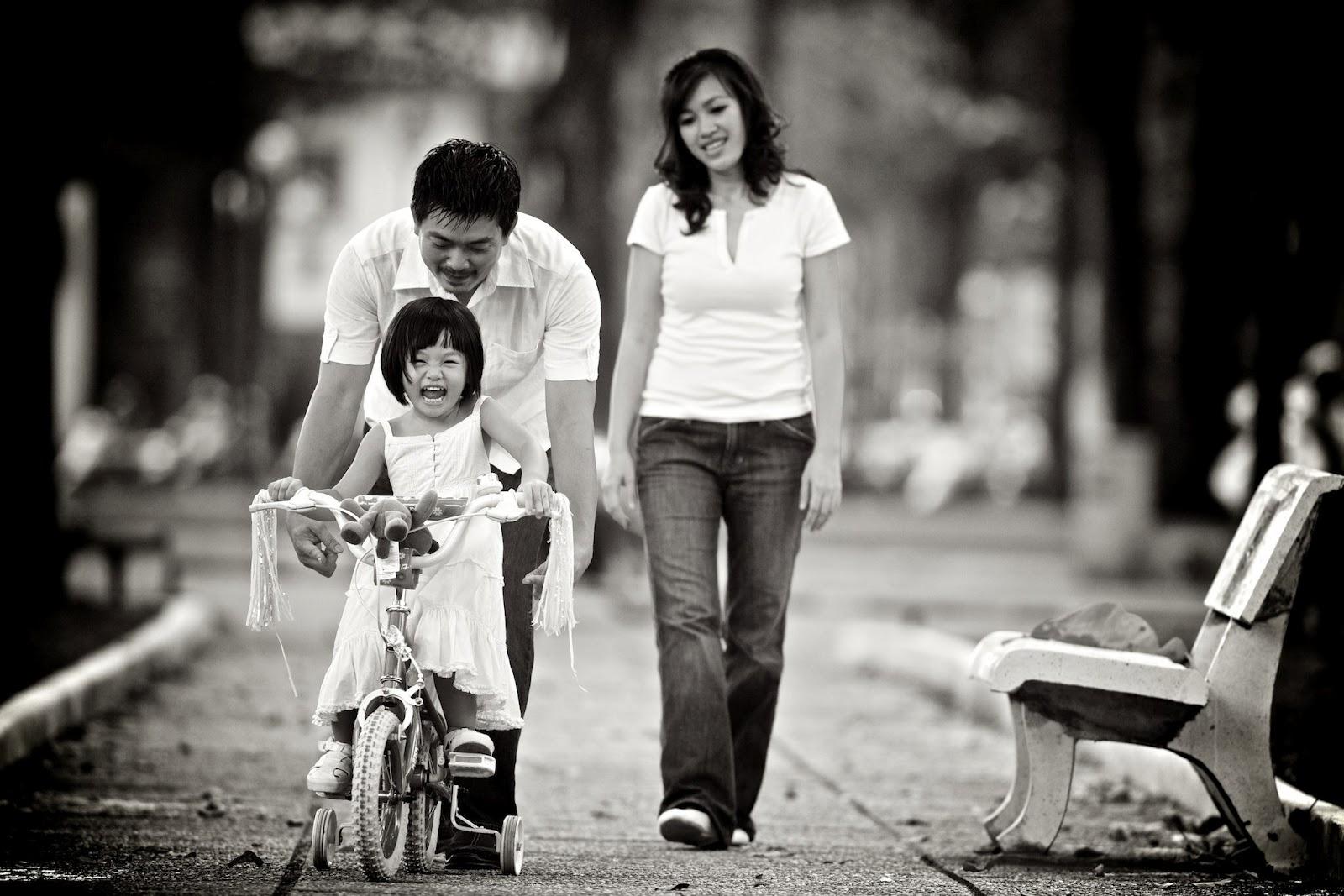 Tâm sự: Tất cả vẫn là cha mẹ