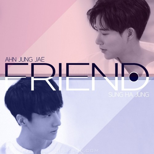 AHN JUNG JAE, SUNG HA JUNG – FRIEND – Single