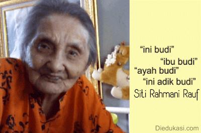 Biografi Siti Rahmani Rauf