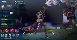 Hero hanzo