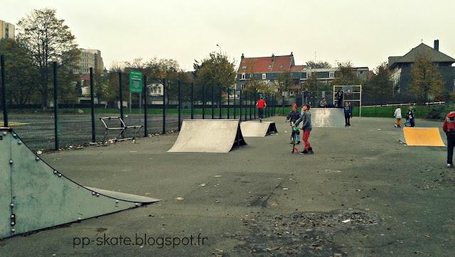 Skatepark La Madeleine 59