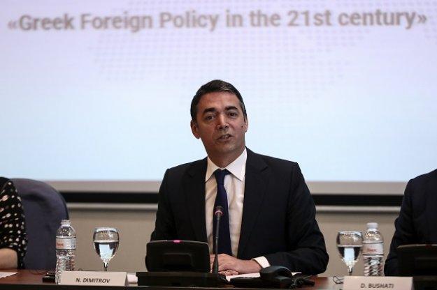 Ντιμιτρόφ: «Νίκη της αυτοπεποίθησης και της ελπίδας» η Συμφωνία των Πρεσπών