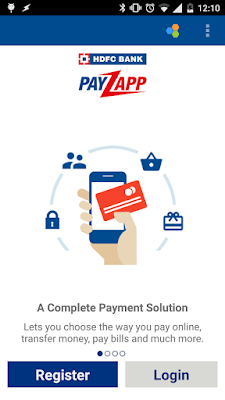 HDFC Bank launches one click payment app called PayZapp