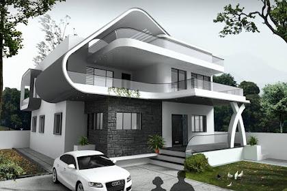 71 Desain Rumah Mewah Minimalis Modern 2 Lantai Model Terbaru (part.2)