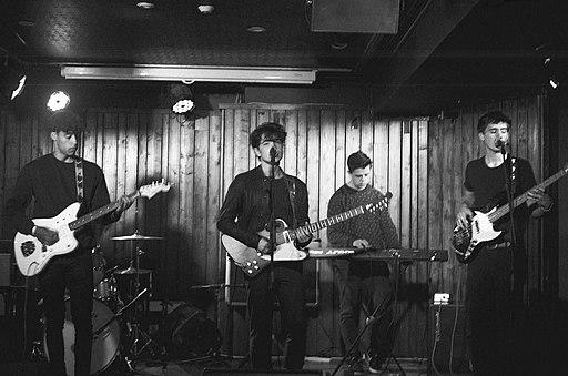 Irish Rock Band Inhaler Launch Cheer Up Baby Music Video