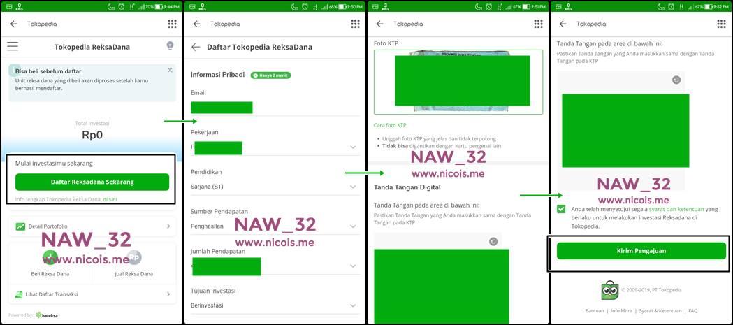 (REVIEW) Mencoba Investasi Reksa Dana di Tokopedia - NAW_32