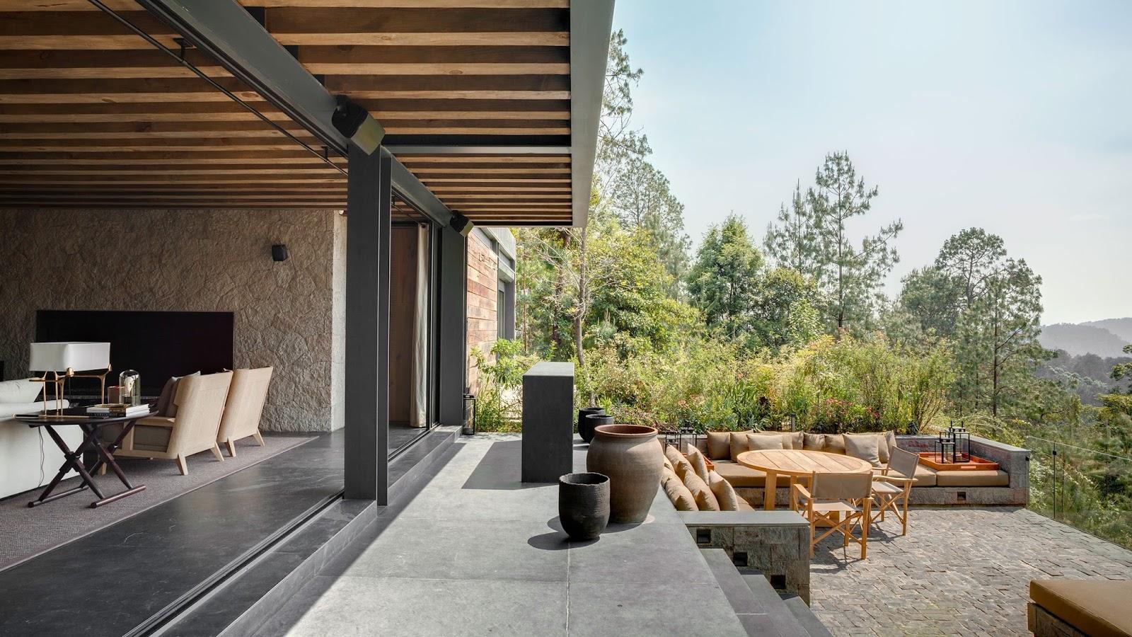 Loveisspeed casa el mirador in valle de bravo - Arquitectos de interiores ...