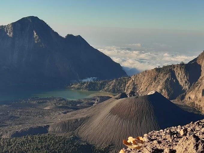 Mount Rinjani Trekking 2D1N To Crater Rim  -  Via Timbanuh