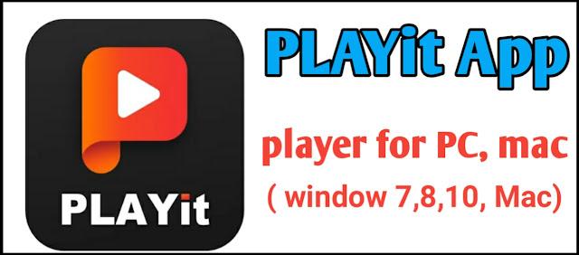 Vidmate PLAYit app