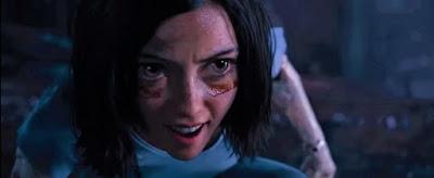 Alita - Ángel de combate - Gally - Yoko - Gunnm - Cine fantástico - Digital - MIBer - Pelis para MIBers - ISDI - MIB - ÁlvaroGP - Content Manager