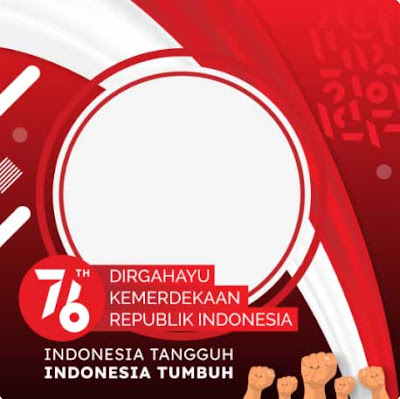 Link twibbon 17 Agustus 2021 dalam rangka HUT RI ke 76 akan kami sajikan dalam rangka menyemarakkan Ulang Tahun Republik Indonesia ke 76.