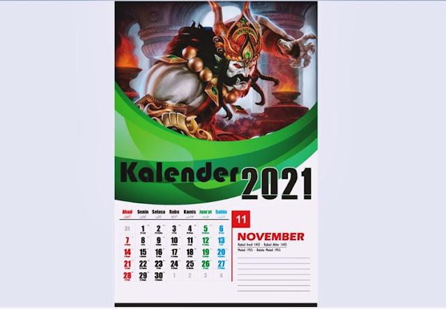 kalender hijriyah islam 2021 pdf