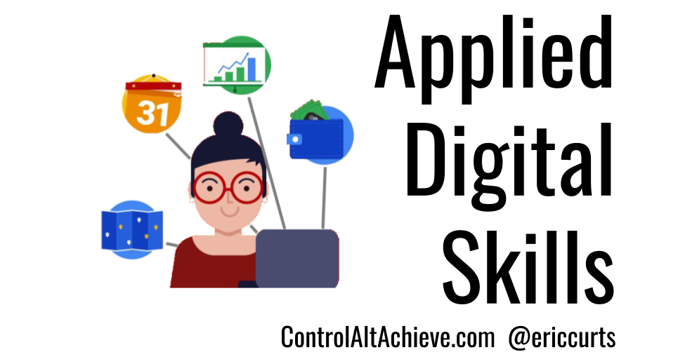 control alt achieve  free tech curriculum for all subjects with google u0026 39 s applied digital skills
