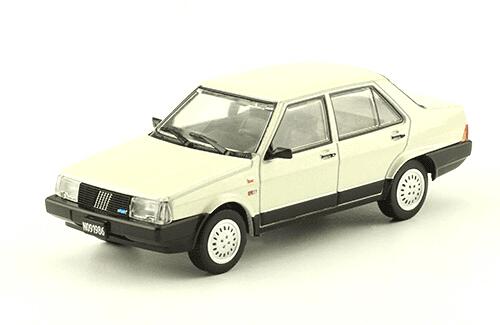 Fiat Regatta SC 1987 1:43, autos inolvidables argentinos 80 90