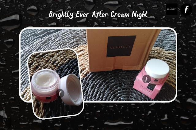 Brightly Ever After Cream Night Scarlett