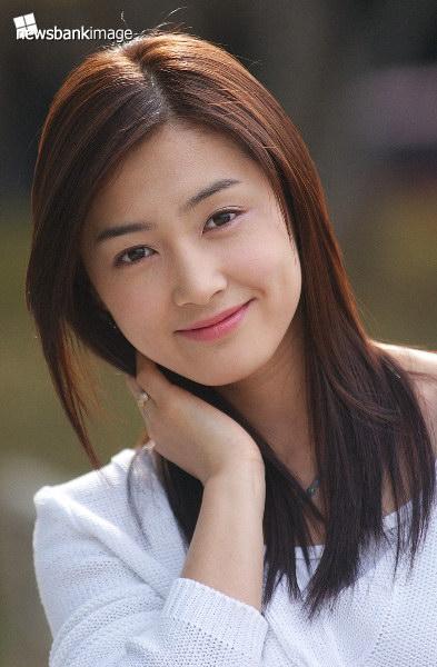Beautiful South Korean Actress Nam Sang Mi Photos
