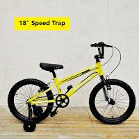 Sepeda Anak Senator Speed Trap BMX